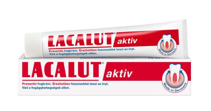 Lacalut aktiv