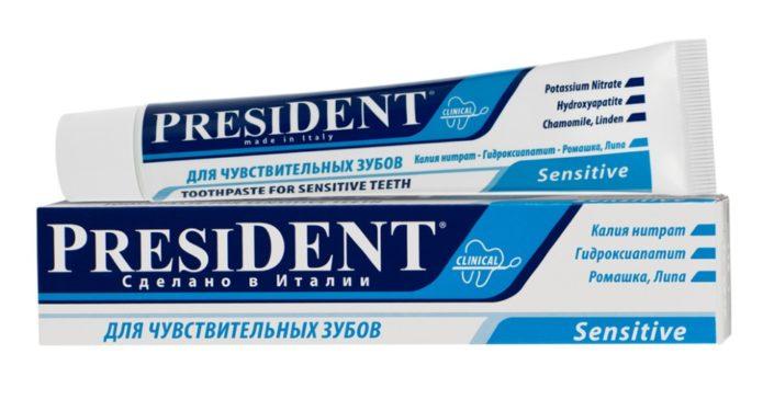 Präsident Sensibel