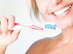 Wie putzen Sie Ihre Zähne?