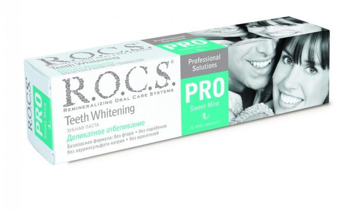 R.O.C.S. Pro süße Minze
