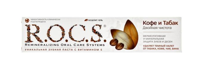 R.O.C.S. Kaffee und Tabak